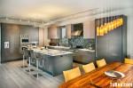 Nội thất Tủ Bếp – Tủ bếp Gỗ công nghiệp – TBN191