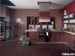 Nội thất Tủ Bếp – Tủ bếp Gỗ tự nhiên – TBN230