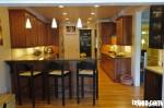 Tủ bếp Gỗ tự nhiên – TBN134