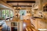 Tủ bếp Gỗ tự nhiên – TBN157
