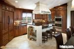 Tủ bếp Gỗ tự nhiên – TBN135
