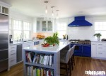 Tủ bếp Gỗ Tự Nhiên – TBN151