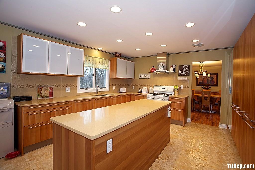 Laminate1 Tủ bếp laminate có đảo TBT0251