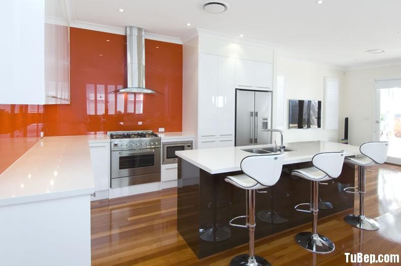 new york 1  Tủ bếp Technolux có đảo TBN0105