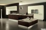 Tủ bếp gỗ Laminate TBT0042