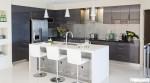Tủ bếp Laminate chữ L TBT0460