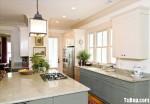 Nội thất Tủ Bếp – Tủ bếp Gỗ tự nhiên – TBN219