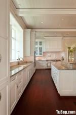 Nội thất Tủ Bếp – Tủ bếp Gỗ tự nhiên – TBN225