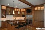 Tủ bếp Gỗ tự nhiên – TBN167