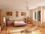 Thiết kế nội thất đẹp cho phòng khách đón hè