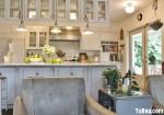 Nội thất Tủ Bếp – Tủ bếp tự nhiên – TBN452