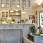Nội thất Tủ Bếp   Tủ bếp tự nhiên – TBN452