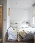 Biến đầu giường thành không gian lưu trữ đồ đạc