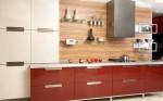 Tủ bếp gỗ MDF Acrylic – TBB399