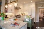 Nội thất Tủ Bếp – Tủ bếp tự nhiên– TBN334