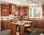 Tủ bếp gỗ Dỗi Hương TBT0428