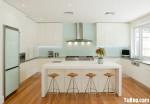 Tủ bếp gỗ MDF Acrylic – TBB331