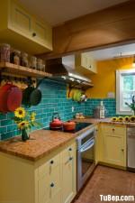 Nội thất Tủ Bếp – Tủ bếp tự nhiên – TBN386