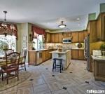 Nội thất Tủ Bếp – Tủ bếp tự nhiên – TBN340