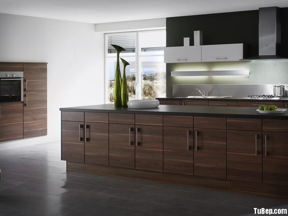 Tủ bếp Laminate có đảo TBT0309