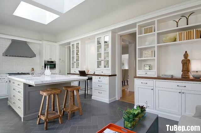 VVVVV Nội thất Tủ Bếp   Tủ bếp tự nhiên – TBN467