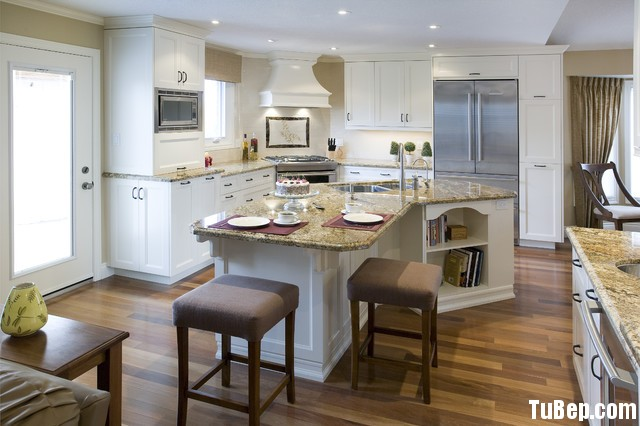 fgdadg Nội thất Tủ Bếp   Tủ bếp tự nhiên – TBN389