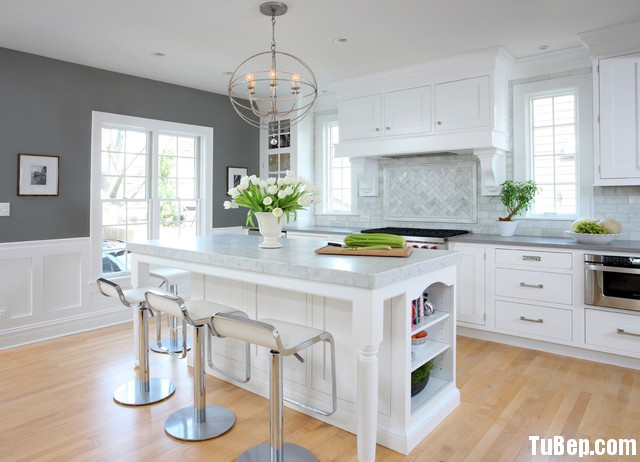dgjdjzdx Nội thất Tủ Bếp   Tủ bếp tự nhiên – TBN404