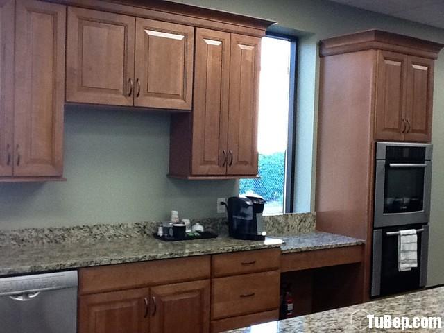 dgdszg Nội thất Tủ Bếp   Tủ bếp tự nhiên – TBN407