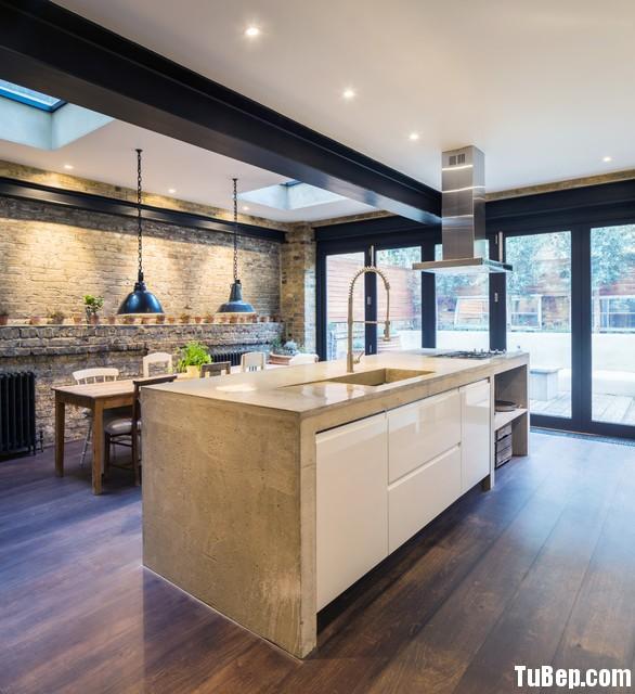 kufytkfrytk yt Nội thất Tủ Bếp   Tủ bếp công nghiệp – TBN472