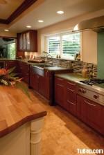 Nội thất Tủ Bếp – Tủ bếp tự nhiên – TBN345