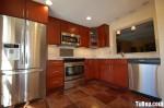 Tủ bếp gỗ MDF Laminate – TBB391