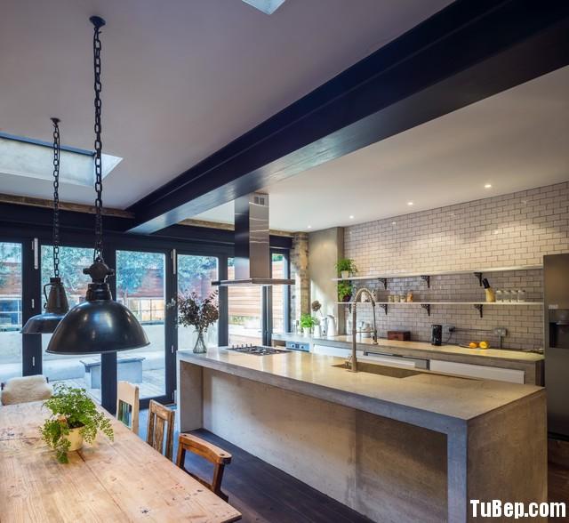 uykyfutkfytu Nội thất Tủ Bếp   Tủ bếp công nghiệp – TBN434