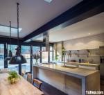 Nội thất Tủ Bếp – Tủ bếp công nghiệp – TBN434