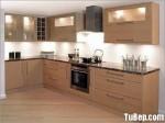 Tủ bếp gỗ MDF Laminate – TBB374