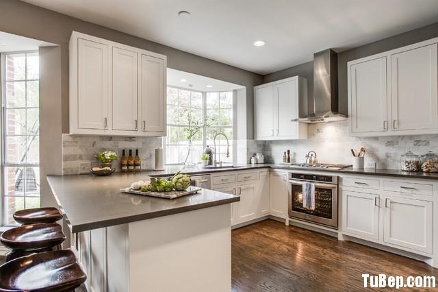 ĐVDA Nội thất Tủ Bếp   Tủ bếp tự nhiên – TBN430