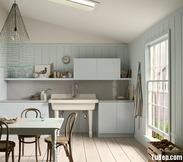 yukftyukdrtk Nội thất Tủ Bếp   Tủ bếp công nghiệp – TBN451