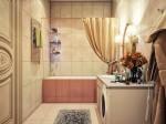 Sang trọng với phòng tắm phong cách vintage
