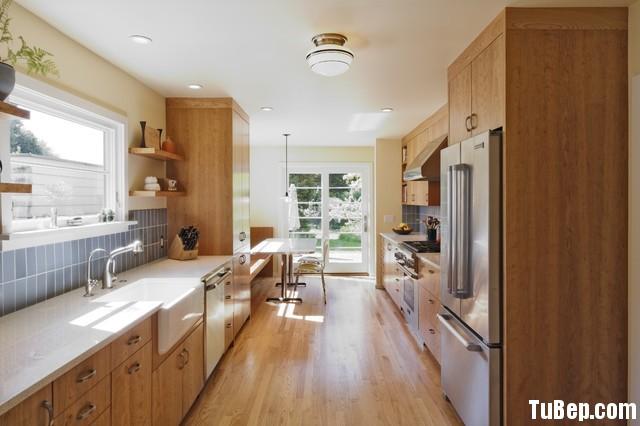0907 Laminate Tủ bếp gỗ MDF Laminate – TBB299