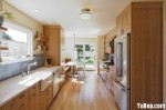 Tủ bếp gỗ MDF Laminate – TBB299