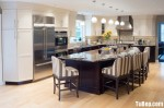Nội thất Tủ Bếp – Tủ bếp tự nhiên – TBN388