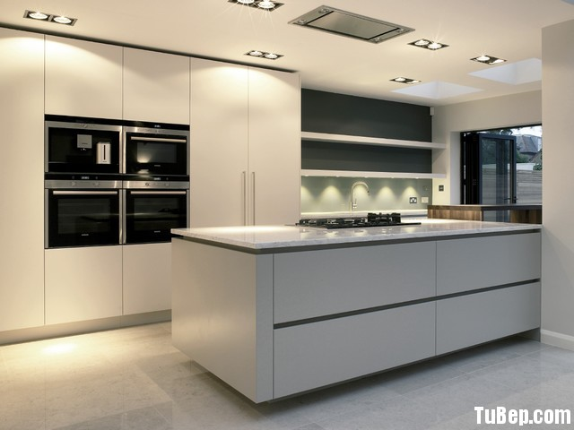 Acrylic 1 Tủ bếp gỗ MDF Acrylic – TBB344