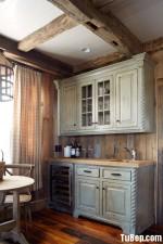 Nội thất Tủ Bếp – Tủ bếp tự nhiên – TBN437