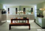 Tủ bếp gỗ MDF Laminate – TBB434
