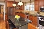 Tủ bếp gỗ Xoan Đào – TBB252