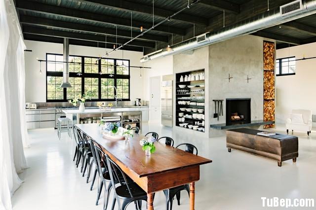 dfhdfhsxd Nội thất Tủ Bếp   Tủ bếp công nghiệp – TBN398