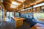 Nội thất Tủ Bếp – Tủ bếp tự nhiên-công nghiệp – TBN421