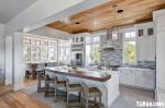Nội thất Tủ Bếp – Tủ bếp tự nhiên – TBN419