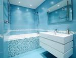 Màu sắc mới đầy ấn tượng cho nhà tắm