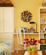Khéo léo sắp xếp góc làm việc trong ngôi nhà diện tích nhỏ