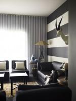 Bài trí nội thất cho ngôi nhà mùa hè theo 2 phong cách đối lập